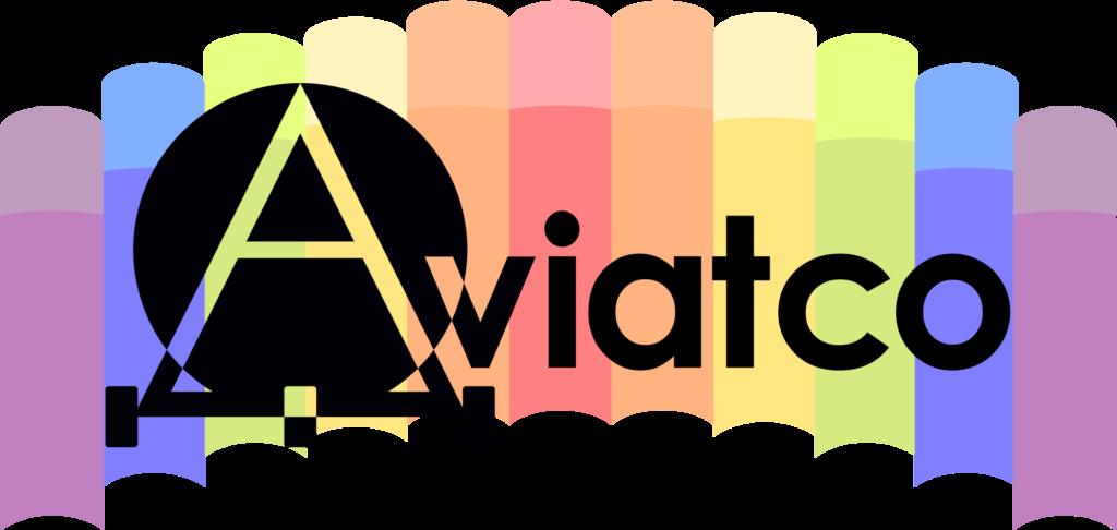 Aviatco Logo, Complete